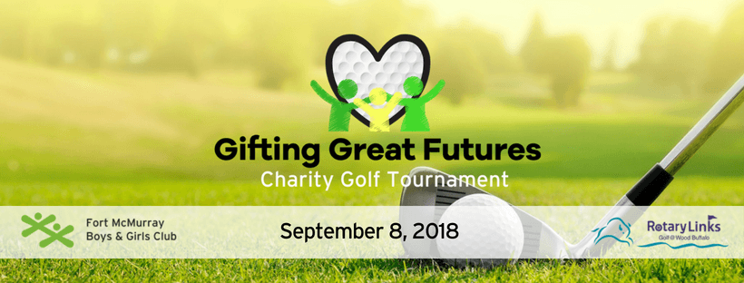 Gifting Great Futures Golf Tournament Cover