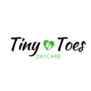 Tiny Toes Daycare Logo