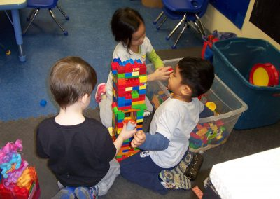 The preschool tower